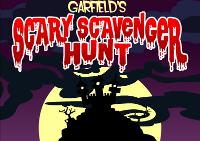 Garfield im Spukhaus