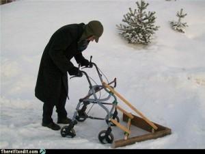 Schneeräumer