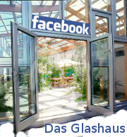 Facebook Glashaus