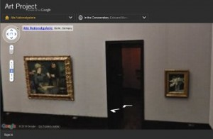 Art Projekt by Google