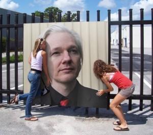 Die beiden Schwedinnen vor den Vergewaltigungen durch Assange?
