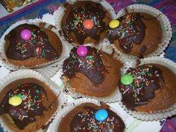 Schoko-Bio-Rübli-Muffins