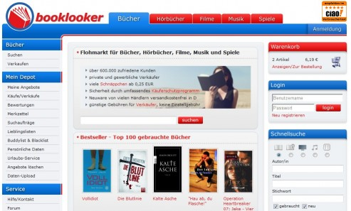www.Booklooker.de