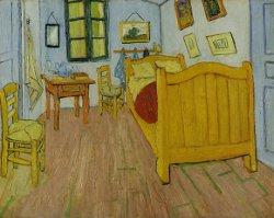 van Gogh: Schlafzimmer in Arles aus dem Google Art Projekt
