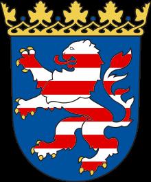 Hessen-Wappen zu Kommunalwahl 2011