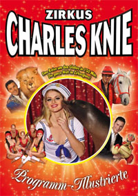 Zirkus Charles Knie - Programm
