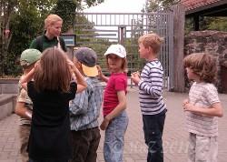 Führung im Wildpark Alte Fasanerie
