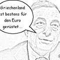 Bild: Mario Draghi - Griechenlands Euro-Helfer?