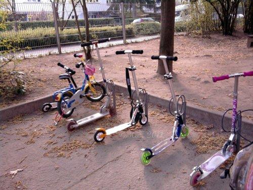 """""""Parking Area"""" - Kindertagesstätte in Frankfurt am Main - Westhausen"""