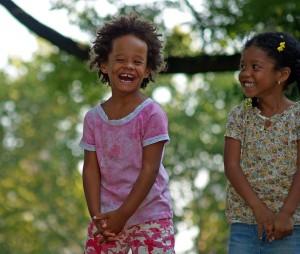 Bild von David_Shankbone zum Thema: Lachen