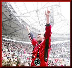 Hannover 96 rettet das Ansehen der deutschen Vereine