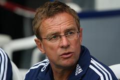 Rangnick tritt von seinem Amt als Trainer bei Schalke 04 zurück