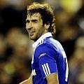 Bild: Raúl - Artikel: Rangnick, Raúl, Schalke 04 und der Helsinki-Unfall