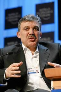 Herr Gül, überflüssiger Besucher der BRD / Foto von World_Economic_Forum