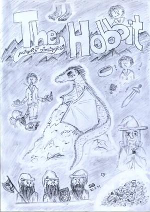 Der kleine Hobbit - von Sw. van Zütphen