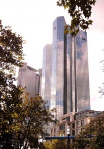 Im Focus der Ratingagenturen: Banken auch die Deutsche Bank