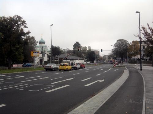 Fischstein-Kreuzung (neu gestaltet)