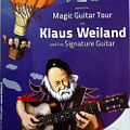 Bild: Klaus Weiland – Magic Guitar Tour – auch in Frankfurt am Main – Hausen