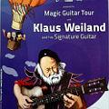 Bild: Klaus Weiland – Magic Guitar Tour – auch in Frankfurt am Main – Hausen