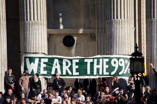 London Occupy von npmeijer