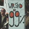 Bild: Occupy Frankfurt - Wir sind 99% von Sterneck