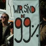 Occupy Frankfurt - Wir sind 99% von Sterneck