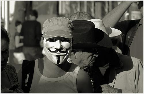 Occupy Guadalajara Mexiko von Aloud..