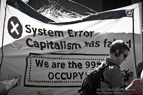 Occupy Sidney von travaganza