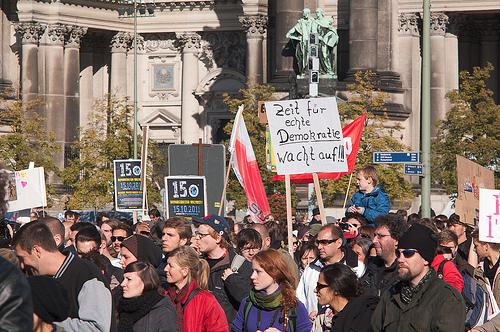 Occupy in Berlin von epha