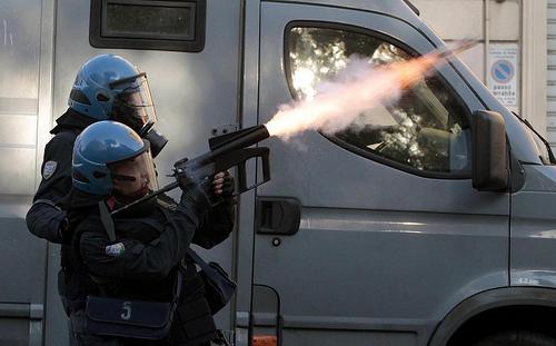 Rom - Occupy - die Eskalation 2 - von Il Fatto Quotidiano
