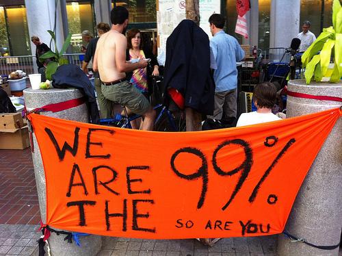 Occupy in San Francisco von ericwagner