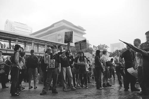 Taipei occupy von We Make Noise !