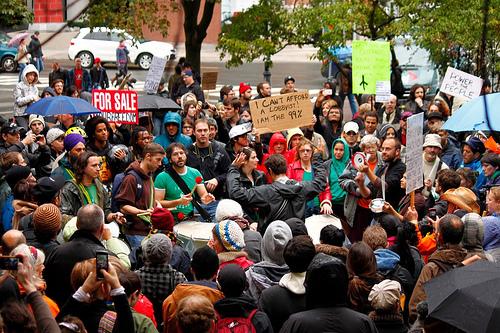 Toronto occupy von eikona.g