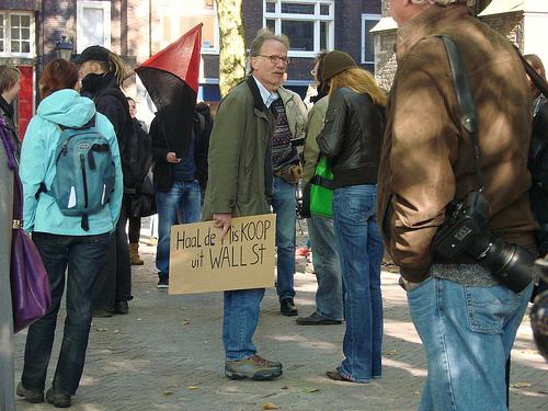 Utrecht Occupy von indigo_jones
