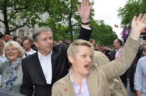 Wowereit und Künast - vor den Wahlen ist nicht nach den Wahlen - Foto von potsdam