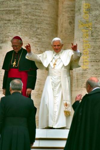 Papst will Konrad Zuse heiligsprechen? Original von fotografX.org
