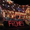 Bild: Weihnachtsbeleuchtung extrem: 420.000 Lichter