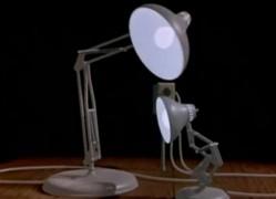 Luxo Jr. die kleine Lampe