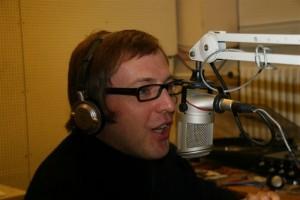 T. Torstenson on air  auf radio X