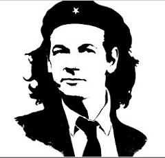 Che Assange - (Jaja, Ecuador gehörte nicht zu Ches Wirkungskreis, dennoch eine passende Montage)