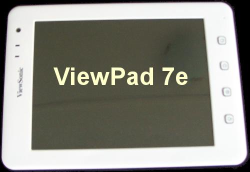 ViewPad 7e und der Google Play Store