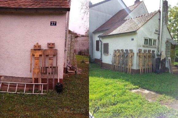 Märchenhaft - Das Haus einer Hexe oder eines Zauberers?
