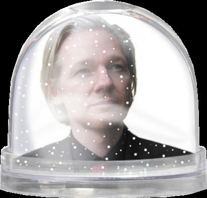 Bild Assange verliert Unterstützer: Überwintern in der ecuadorianischen Botschaft