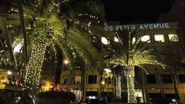Fröhliche Weihnachten 2012 - Kalifornische Weihnachten in Deutschland?