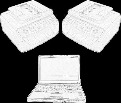 Von Drucker auf Drucker umleiten (Windows)