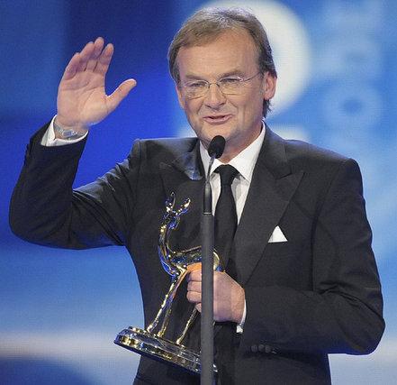 Bambi-Gewinner Frank Plasberg machte eine schlechte Talkshow