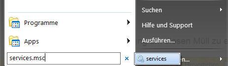 Browser Manager entfernen Schritt 01