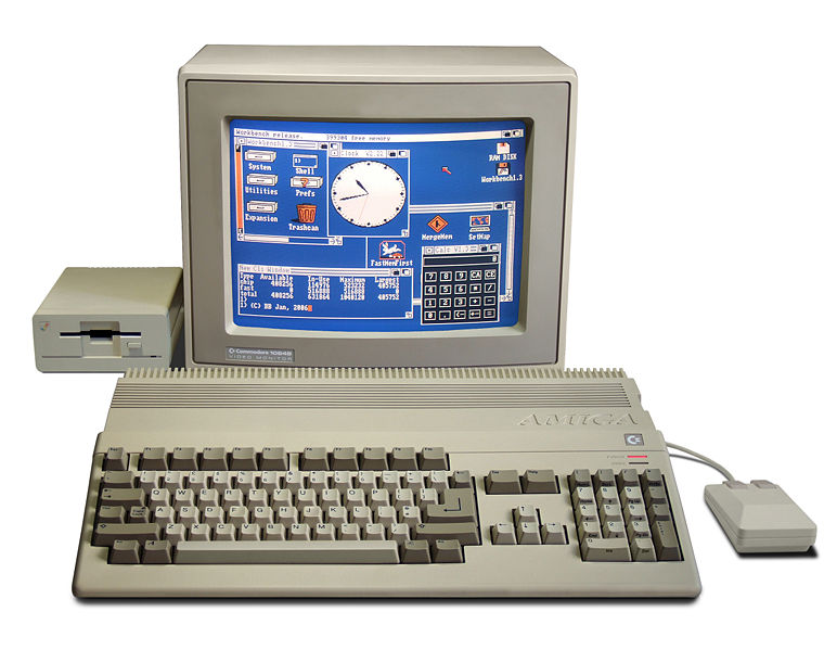 Computer und ich: Der Commodore Amiga500
