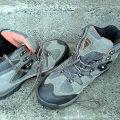 Bild: Tolle Schuhe ersetzen alte Treter