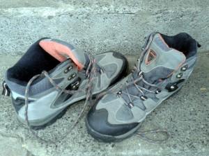 Tolle Schuhe ersetzen alte Treter